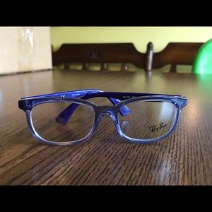 Brand new Ray Ban Youth Glasses RB1584 Lavender